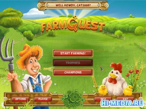 Farm Quest (2012) ENG