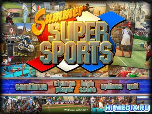 Summer SuperSports (2012) ENG