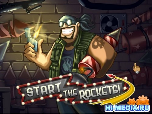 Start the Rockets (2012) ENG