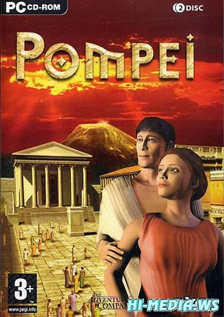 Pompei: The Legend of Vesuvius / Помпеи: Легенда Везувия (PC / RePack / RU)