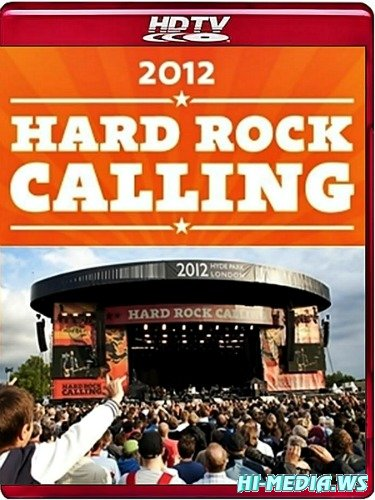Hard Rock Calling (2012) HDTV 1080i