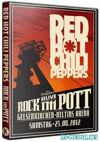 Red Hot Chili Peppers: Rock Im Pott (2012) HDTV 720p