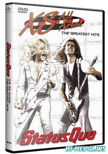 Status Quo - XS All Areas. The Greatest Hits (2004) DVDRip