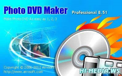 Photo DVD Maker Pro 8.51 + Portable RUS