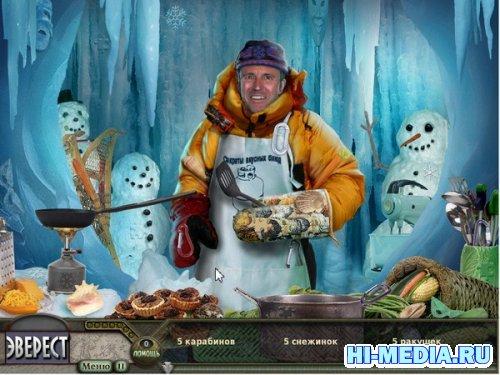 Секретная экспедиция: Эверест (2012) RUS