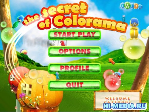 The Secret of Colorama (2012) ENG