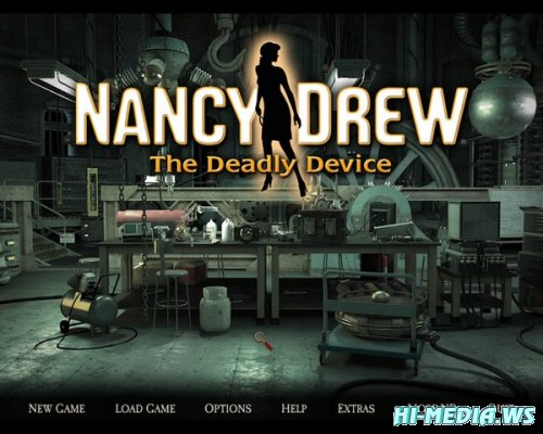 Nancy Drew: The Deadly Device (2012) ENG
