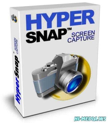 HyperSnap 7.19.01 Russian + Portable