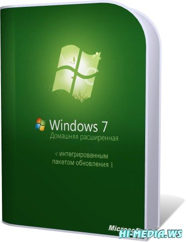 Windows 7 Home Premium SP1 (x86/x64) original / rus