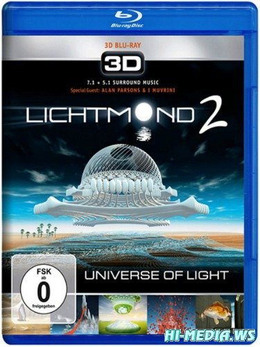 Лунный свет 2: Вселенная света / Lichtmond 2: Universe of Light 2D (2012) BDRip 720p