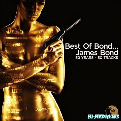 OST - Best of Bond...James Bond 50 Years (2012)