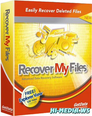 GetData Recover My Files 4.9.4.1343