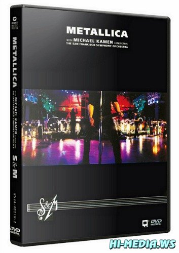 Metallica: S&M - With The San Francisco Symphony Orchestra (2000) DVDRip-AVC