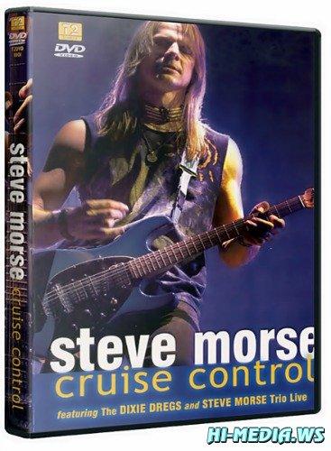 Steve Morse - Cruise Control (2009) DVD9