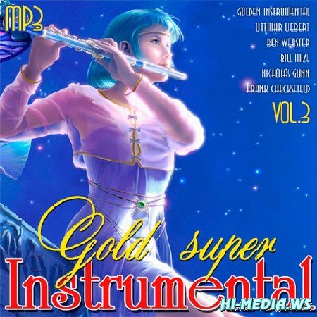 Gold Super Instrumental Vol.3 (2012)