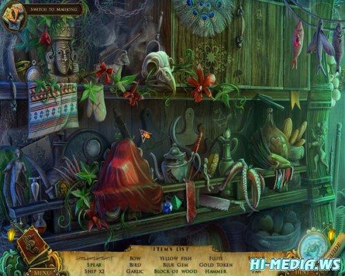 Mayan Prophecies: Ship of Spirits Collector's Edition (2012) ENG