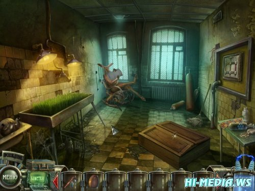 Дома с привидениями: Месть доктора Блэкмора Коллекционное издание (2012) RUS