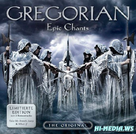 Gregorian - Epic Chants [Saturn Exclusive Edition] (2012)