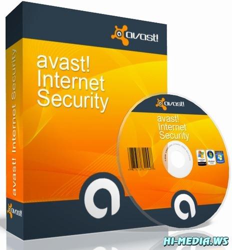 Avast! Internet Security v 7.0.1426 Final x32 - x64 (ML / RUS) + Активация