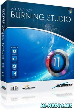Ashampoo Burning Studio 11 v11.0.4.8 (3210) Final Mult / RU