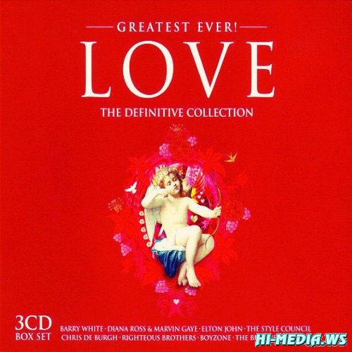 Greatest Ever! Love (2011)