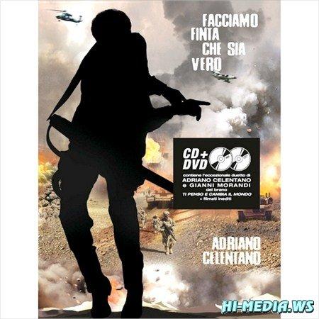 Adriano Celentano - Facciamo Finta Che Sia Vero (Deluxe Edition) (2012)