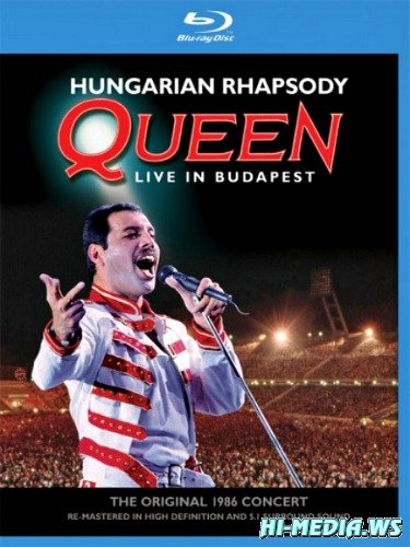 Queen: Hungarian Rhapsody - Live In Budapest 1986 (2012) BDRip 720p