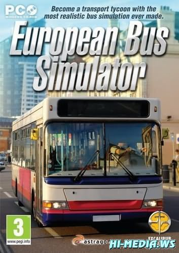 European Bus Simulator 2012 (2012 / RUS / Repack)