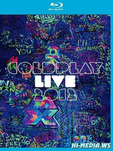 Coldplay - Live 2012 (2012) HDRip