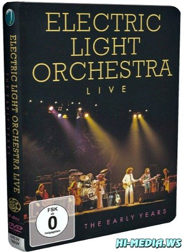 Electric Light Orchestra (ELO) - The Early Years (2010) DVDRip