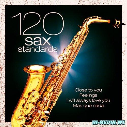 120 Sax Standards (2012)