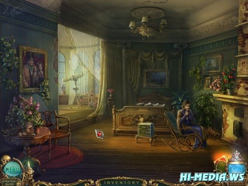 Haunted Legends 3: The Undertaker Collector's Edition (2012) ENG/RUS