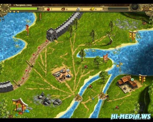 Возведение Великой китайской стены (2012) RUS