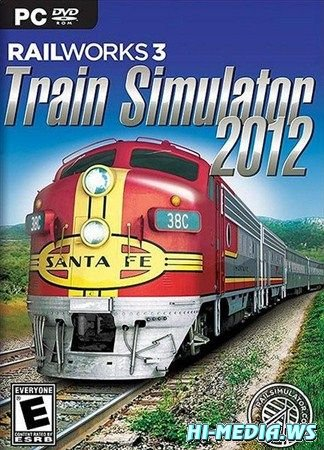 Railworks 3: Train Simulator 2012 Deluxe (RUS/ENG/MULTi4/2011/Repack