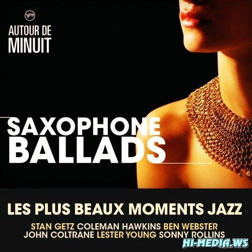 Autour De Minuit - Saxophone Ballads (2012)