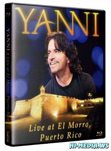 Yanni - Live at El Morro, Puerto Rico (2012) BDRip 720p