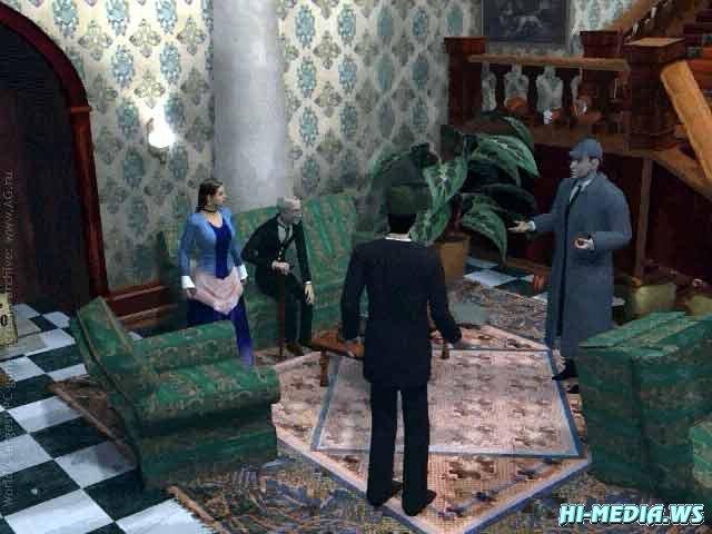 скачать через торрент игру шерлок холмс пять египетских статуэток - фото 4