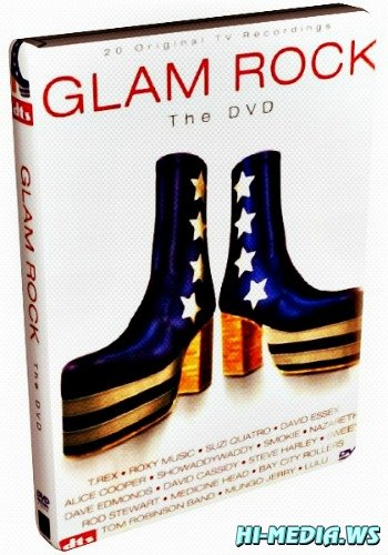 Glam Rock Compilation (2003) DVDRip