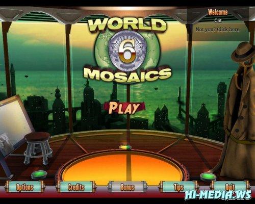 World Mosaics 6 (2012) ENG