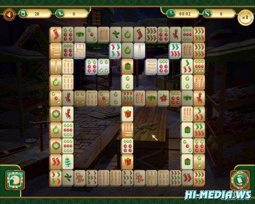 Christmas Mahjong (2012) RUS