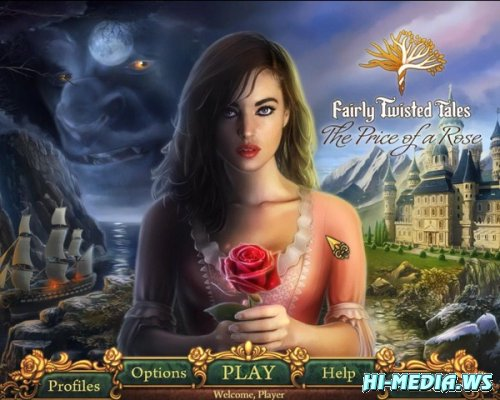 Fairly Twisted Tales: The Price Of A Rose (2012) ENG