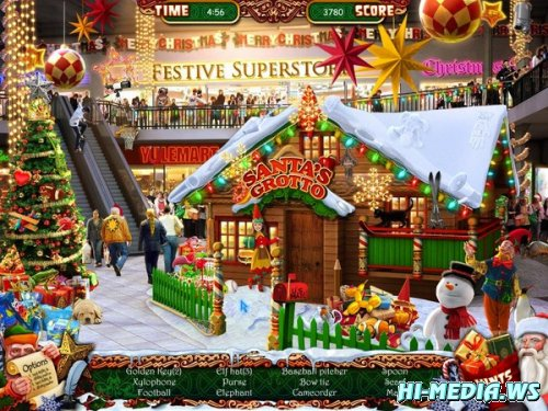 Christmas Wonderland 3 (2012) ENG