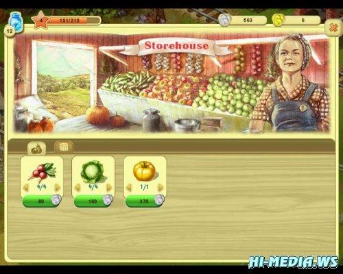 Ферма Джейн / Farm  Up (2012) RUS