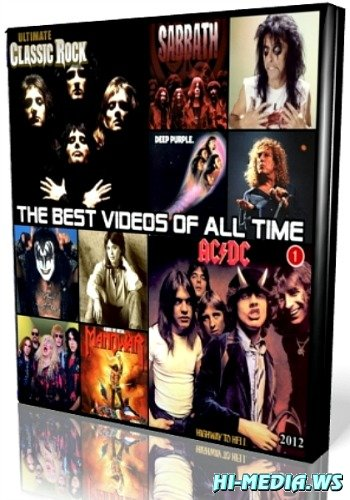 The best videos of all time Rock (2012) DVDRip
