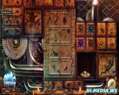 Страшные сказки: Каменная Королева Коллекционное издание (2013) RUS