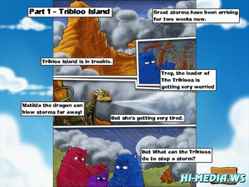 The Tribloos 2 (2013) ENG