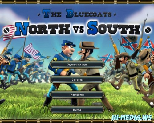 The Bluecoats: North vs South (2013) RUS
