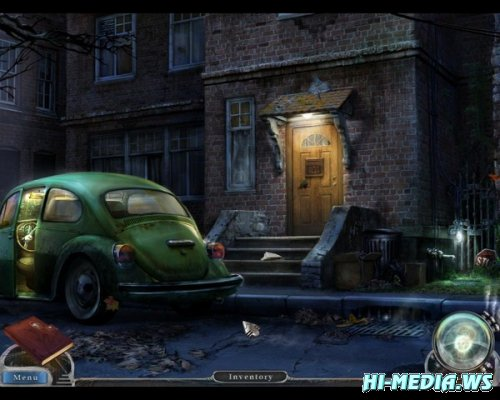 Город-призрак: Проклятие машин (2013) RUS
