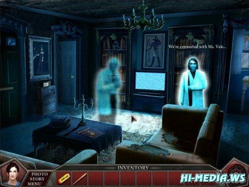 Кошмарные приключения 2: Опыты Торна (2013) RUS