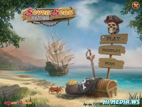 Seven Seas Solitaire (2013) ENG